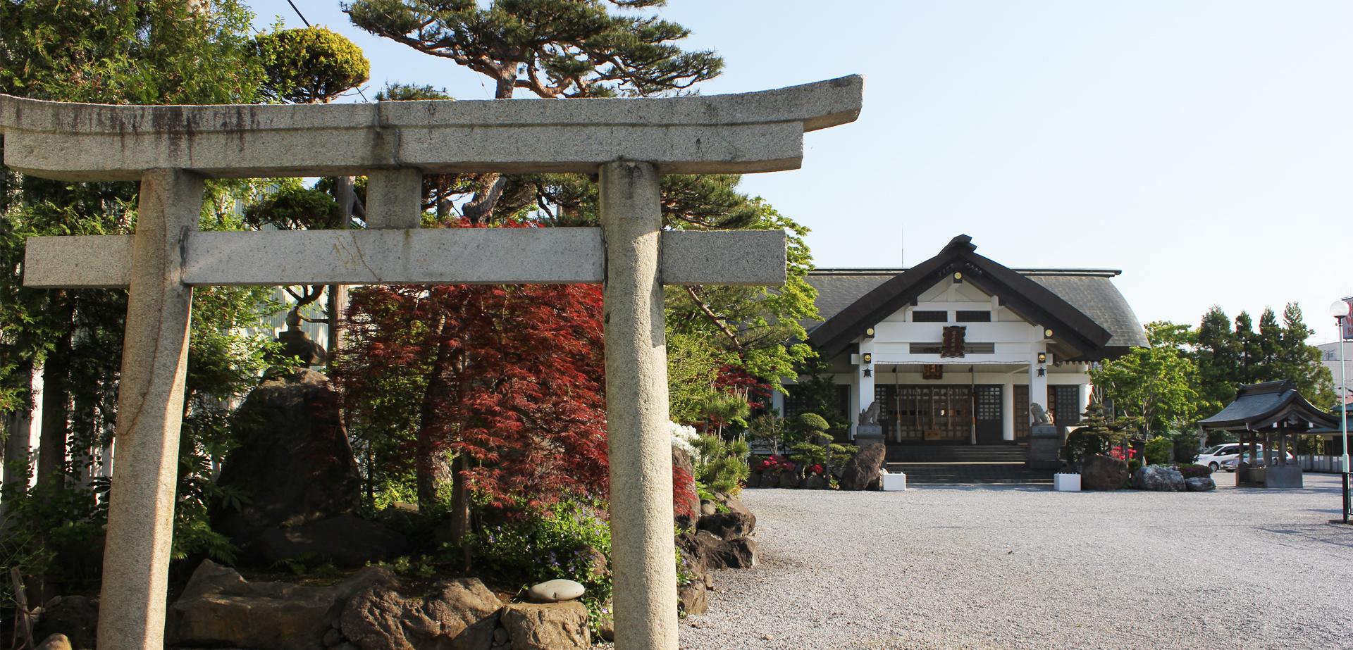田名部神社|公式ホームページ